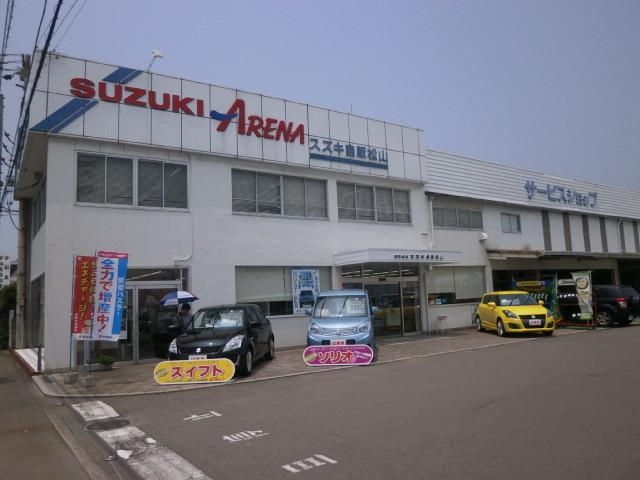 (株)スズキ自販松山 スズキアリーナ空港