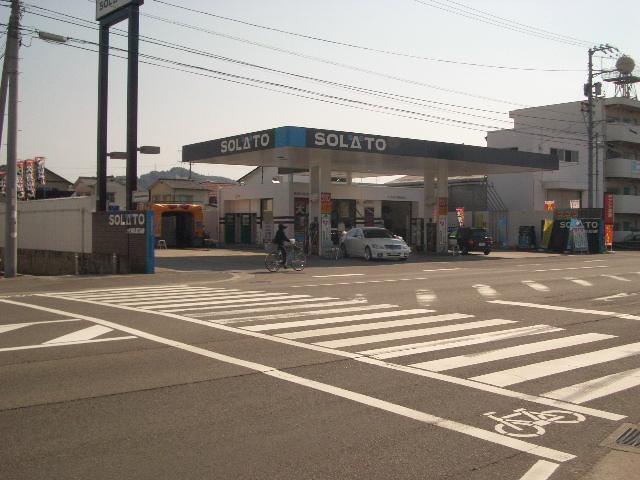 太陽石油販売(株) 三津浜給油所