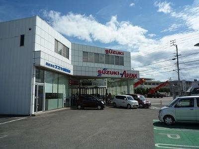 (株)スズキ自販徳島 スズキアリーナ徳島南