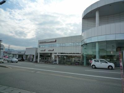 徳島三菱自動車販売(株) 徳島本店
