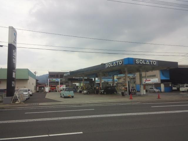 太陽石油販売(株) セルフ新涯給油所