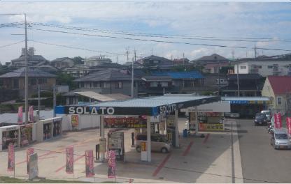 太陽石油販売(株) セルフ西岐波給油所