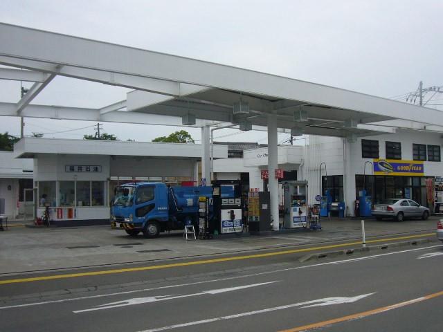 福井石油(株) クリアー25浮田サービスステーション