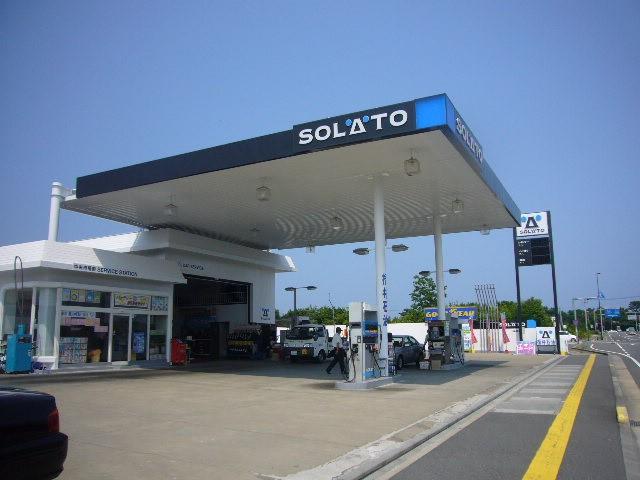福井石油(株) 中央市場前サービスステーション