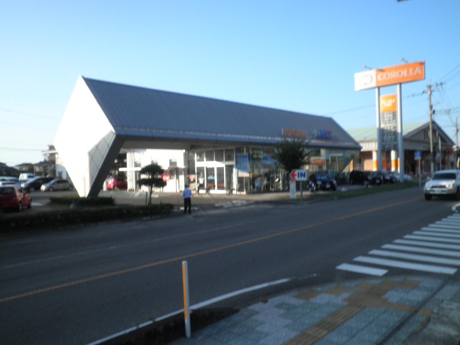 トヨタカローラ熊本(株) 本渡店