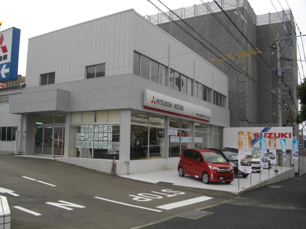 長崎三菱自動車販売(株) 佐世保店