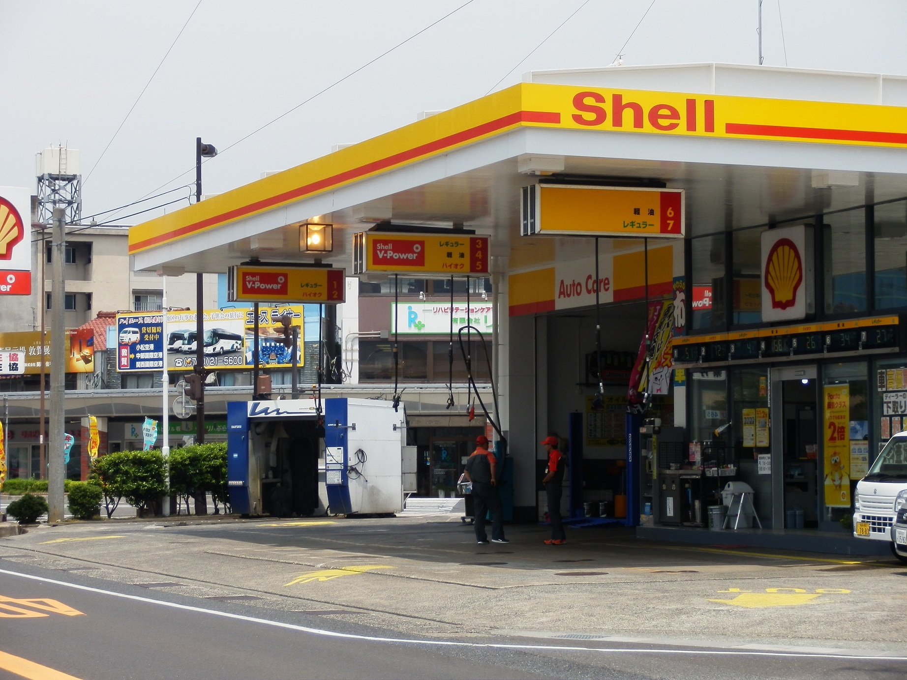 (株)西浦石油店 敦賀SS