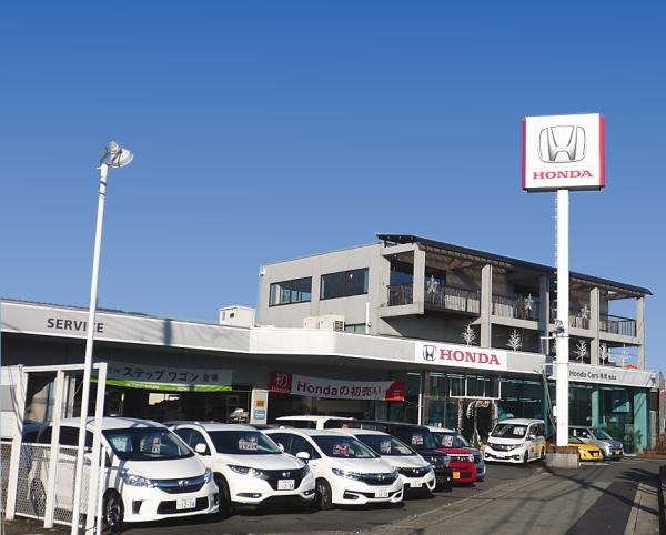 (株)ホンダ亀岡 Honda Cars亀岡 亀岡店