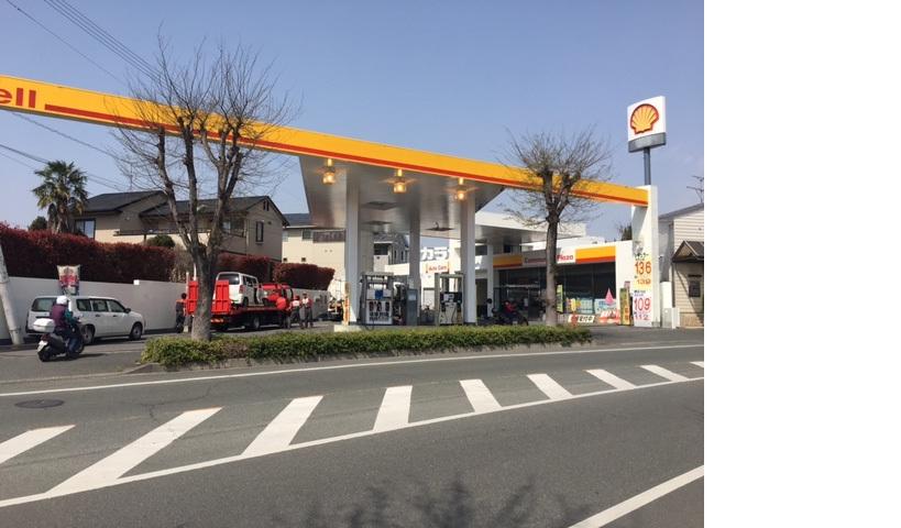 高島石油(株) ハイランド武蔵SS