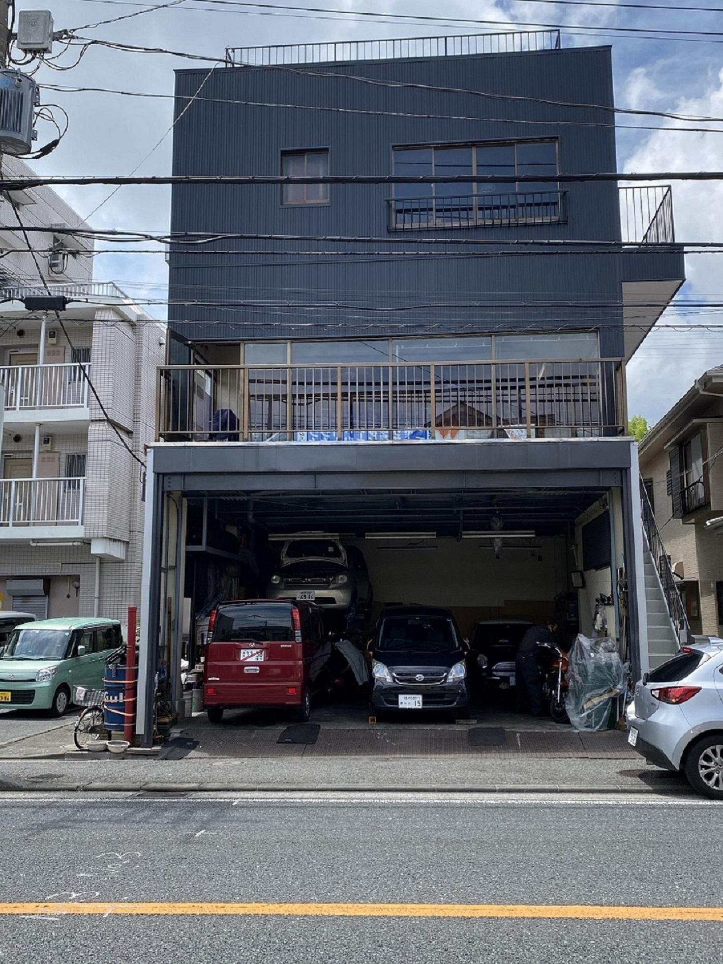 冨樫自動車店